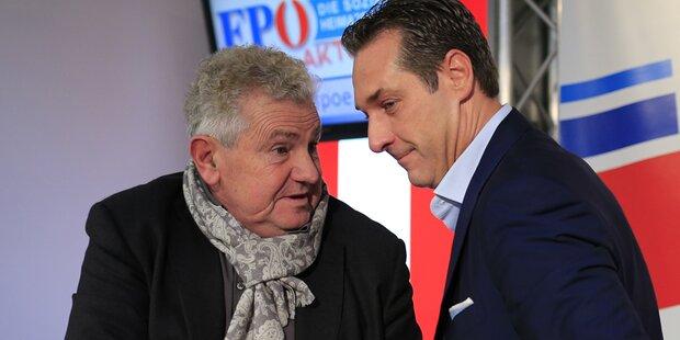 FP-Urgestein zweifelt an Regierungsfähigkeit der FPÖ