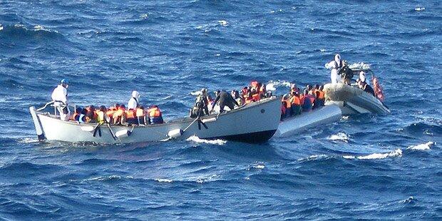 3.419 Tote im Mittelmeer