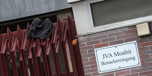 Häftlinge seilten sich mit Leintüchern ab