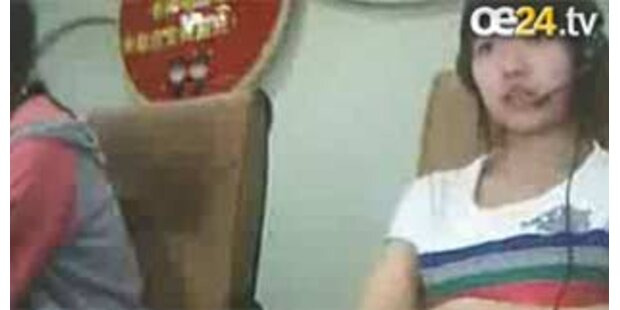 Junge Chinesin lästert online über Erdbebenopfer