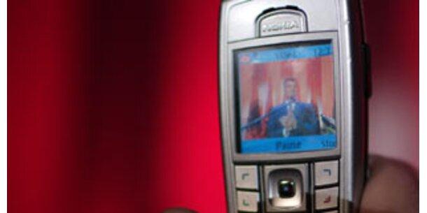 Mobilkom bietet bei Handy-TV ohne ORS mit