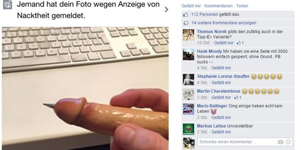 Masters of Dirt-Chef: Ärger wegen Penis-Foto