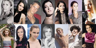 Bewerber MADONNA Model-Contest 2011