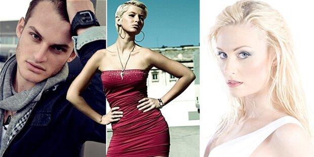 Großes MADONNA Model Contest Casting 2012