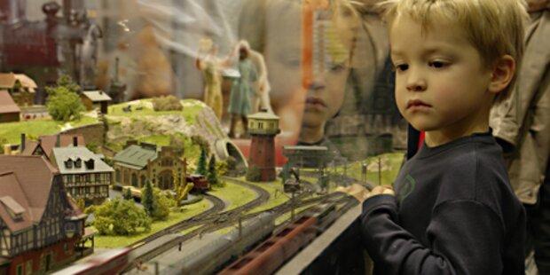 Modellbau-Messe ab Donnerstag in Wien