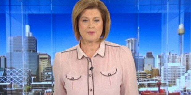 Internet lacht über Outfit dieser Moderatorin