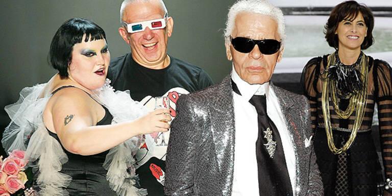 Modeschöpfer setzen auf 'andere' Models