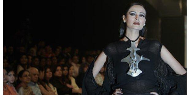 Pakistan läutet Modewoche ein