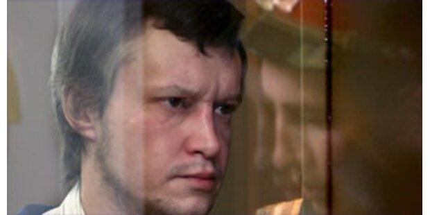 Moskauer Schachbrett-Mörder brachte 60 Menschen um