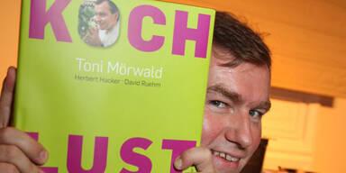 Toni Mörwald präsentiert sein Buch Kochlust
