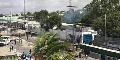 Terror-Attacke in Mogadischu