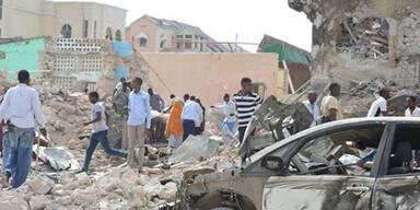 Islamisten stürmen Nobel-Hotel: Viele Tote