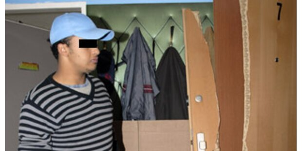 25 Cobra-Polizisten stürmten Kinderzimmer