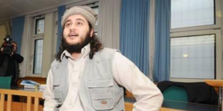 Mohamed: Terror-Prozess noch 2013