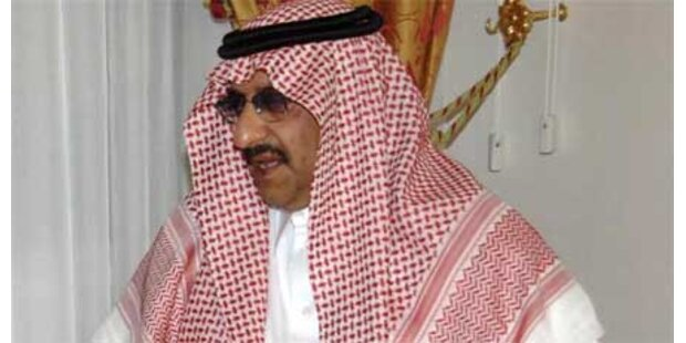 Attentäter verletzte Saudi-Prinzen
