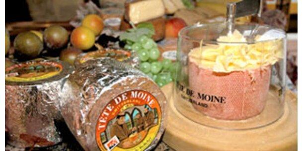 Schweizer Käse ist giftig