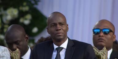 Nach Präsidentenmord in Haiti: Vier Verdächtige getötet