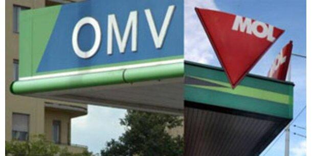EU hat Wettbewerbsbedenken wegen OMV/MOL-Fusion