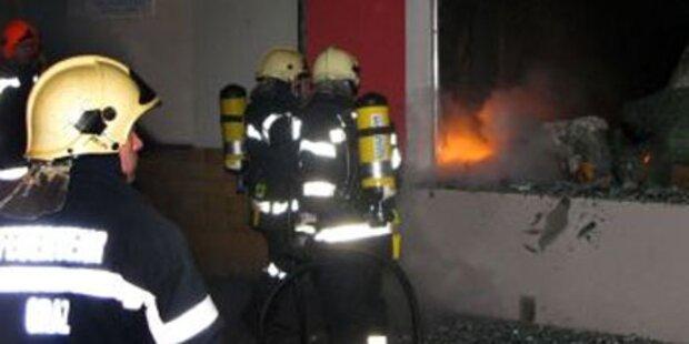 Molotow flog in Wien durchs Fenster