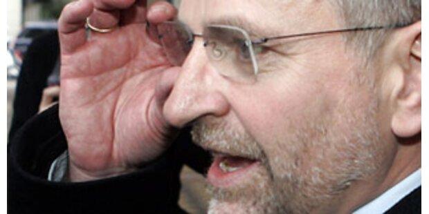 SPÖ ärgert sich über Molterer