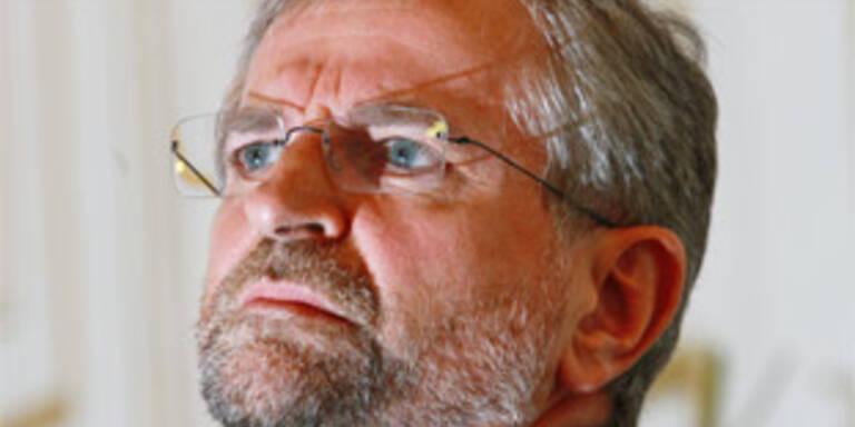 Molterer widerspricht Gusenbauer bei Steuerreform