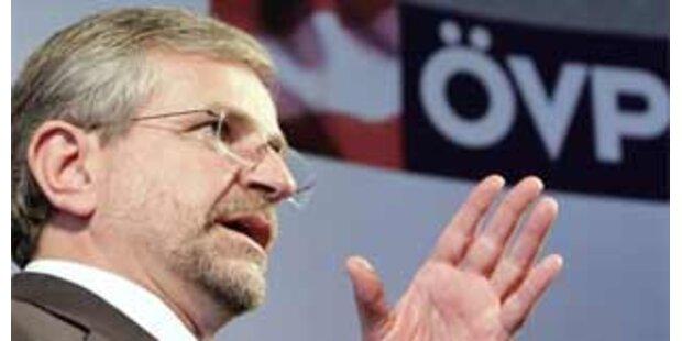 Molterer schaltet Bundespräsident in EU-Streit ein