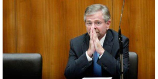Defizit könnte 2012 auf 4,1 Prozent steigen