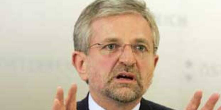 """Molterer hält Entwicklungshilfeversprechen nicht"""
