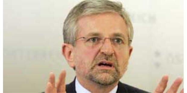 Kritik an ÖVP-Spitze wegen Diskussionsverbots