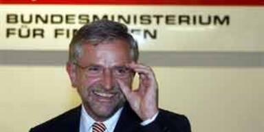 Finanzminister Wilhelm Molterer