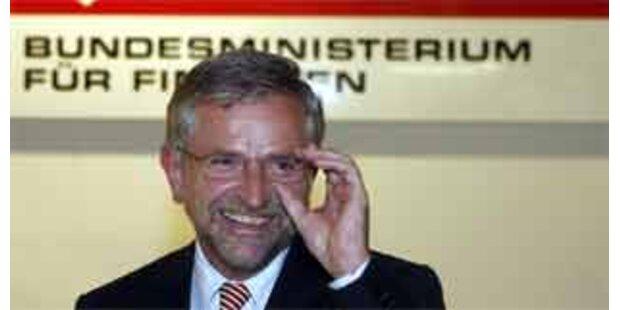 Molterer attackiert SPÖ