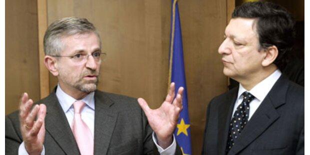 Molterer soll nach Brüssel