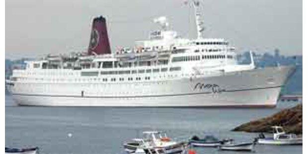Kreuzfahrtschiff in der Ostsee evakuiert