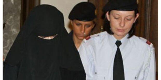 Terrorverdächtige Mona S. aus U-Haft entlassen