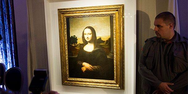Rätsel um zweite Mona Lisa - ist sie echt? - Ausdrucken - Österreich ...