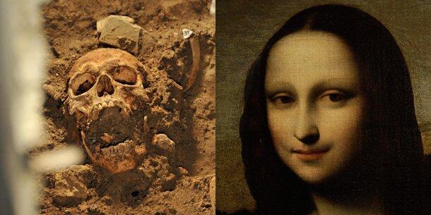 Ist das der Schädel der Mona Lisa? - Ausdrucken - Österreich / oe24.at