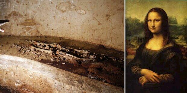 Skelett soll Rätsel der Mona Lisa lösen
