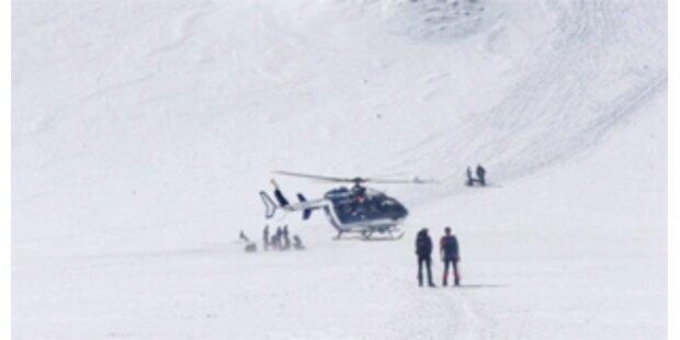 Leichen der Mont Blanc-Bergsteiger geortet