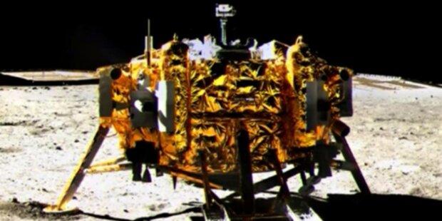 Rover findet keine Beweise für Mondlandung