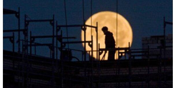 Der Mond wird so hell wie selten zuvor