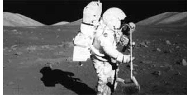 Astronauten sollen halbes Jahr am Mond bleiben