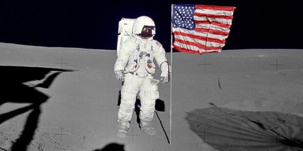 Deswegen gibt es keine Mondlandungen mehr