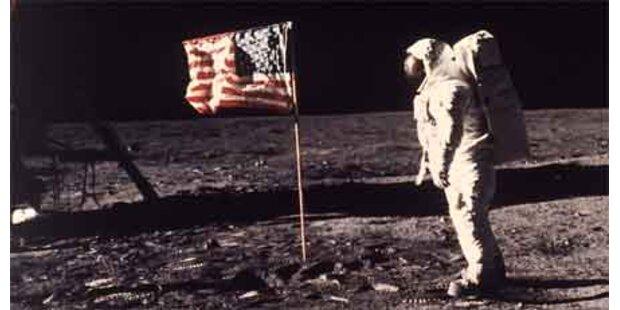 Astronaut Aldrin verklagt Sammelkarten-Firma