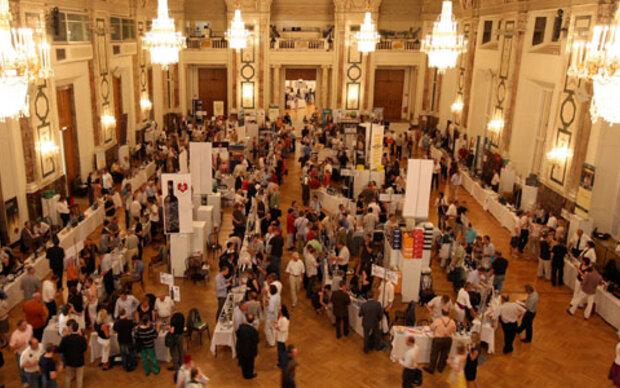 Mondo Vino in der Hofburg