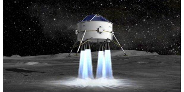 USA haben kein Geld mehr für Mondreisen