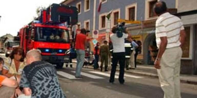 Zwei Opfer nach Explosion in Mondsee vor Gericht