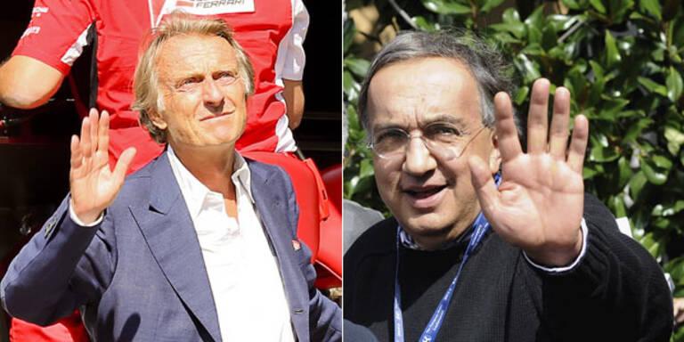 Fiat-Boss will bei Ferrari ans Steuer