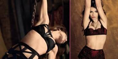 Monica Cruz: Striptease in der Folterkammer