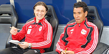 Ricardo Moniz bleibt Salzburg-Trainer