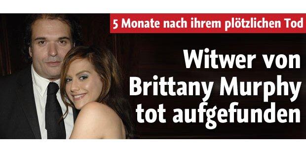 Witwer von Brittany Murphy gestorben